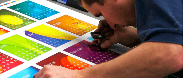 Modern Postcard's Color Management
