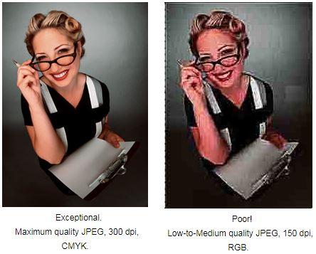 JPEG Compression   Modern Postcard