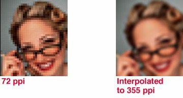 JPEG Compression | Modern Postcard
