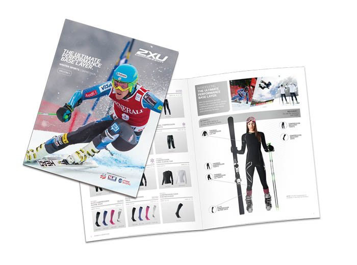 booklet printing catalog printing modern postcard