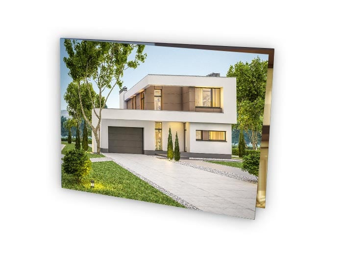 Panoramic Double Catalog Product Image
