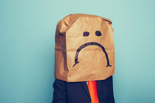 Brown Paper Bag - Direct Mail Fails
