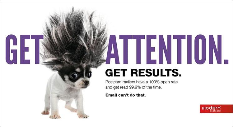 Get Attention - Get Results