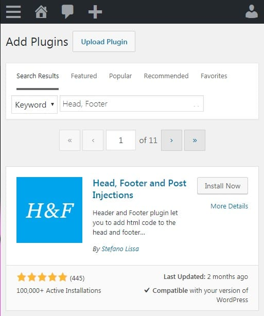 Modern iO WordPress Instructions - Image