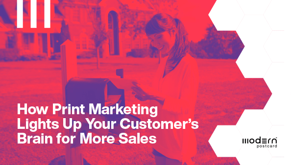 How Print Marketing Lights Up The Brains Of Your Customers