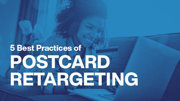 Webinar - 5 Best Practices of Postcard Retargeting