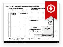 Free Postcard Postal Regulation Guide