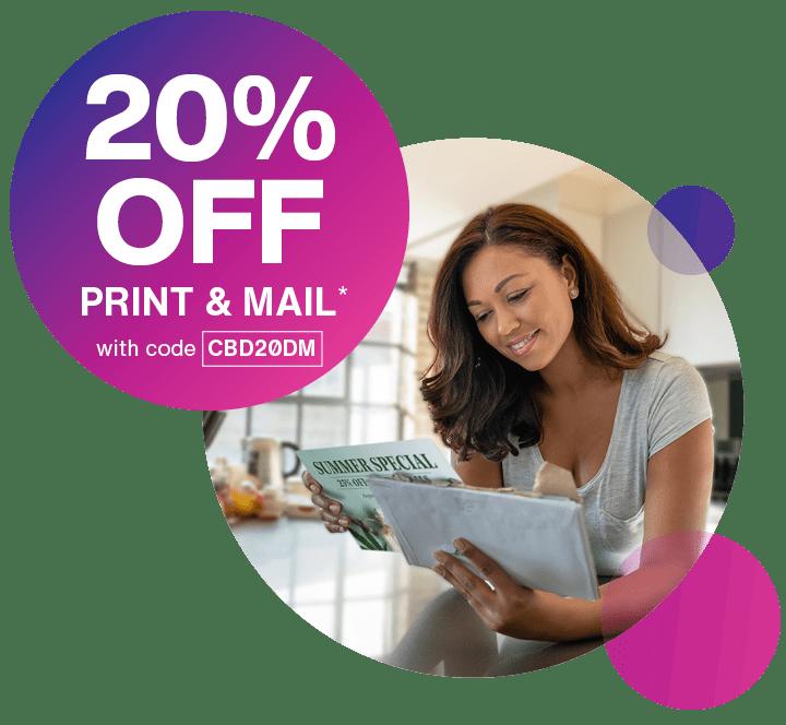 CBD Direct Mail Offer