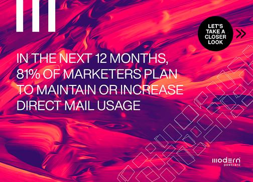 Direct Mail Statistics eBook Cover