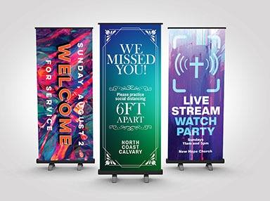 Indoor Banners