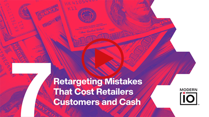 7 Retargeting Mistakes Webinar On Demand
