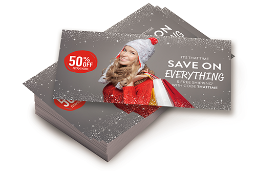 Choosing Red Color in Direct Mail Design
