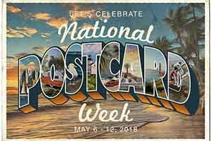 Let's Celebrate National Postcard Week!