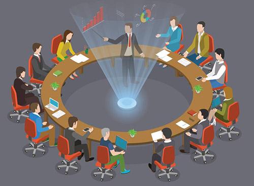 Live or Remote Meetings?