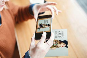 Is it Worth Adding Augmented Reality to Your Print Marketing?