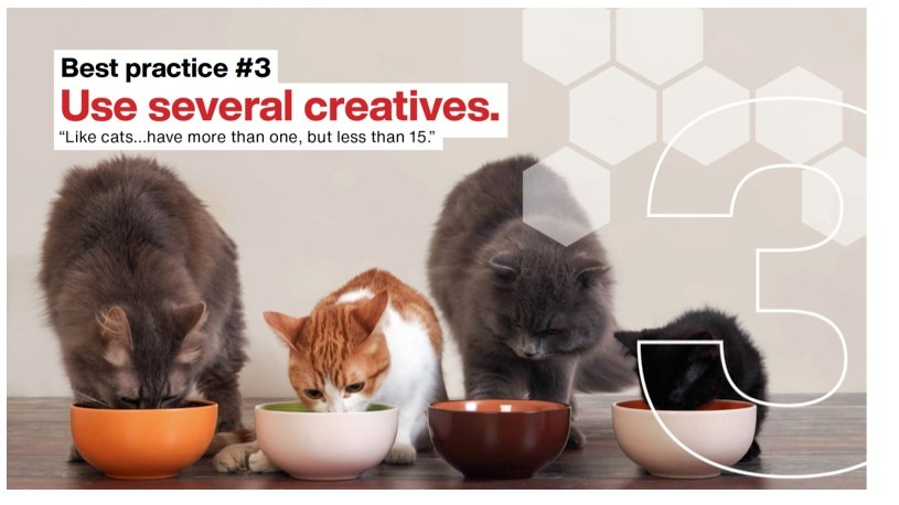 Use Several Creatives