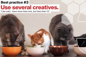 Postcard Retargeting Best Practice #3 – Use Several Creatives