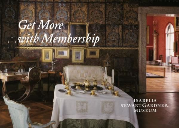 Isabella Sewart Gardner Museum