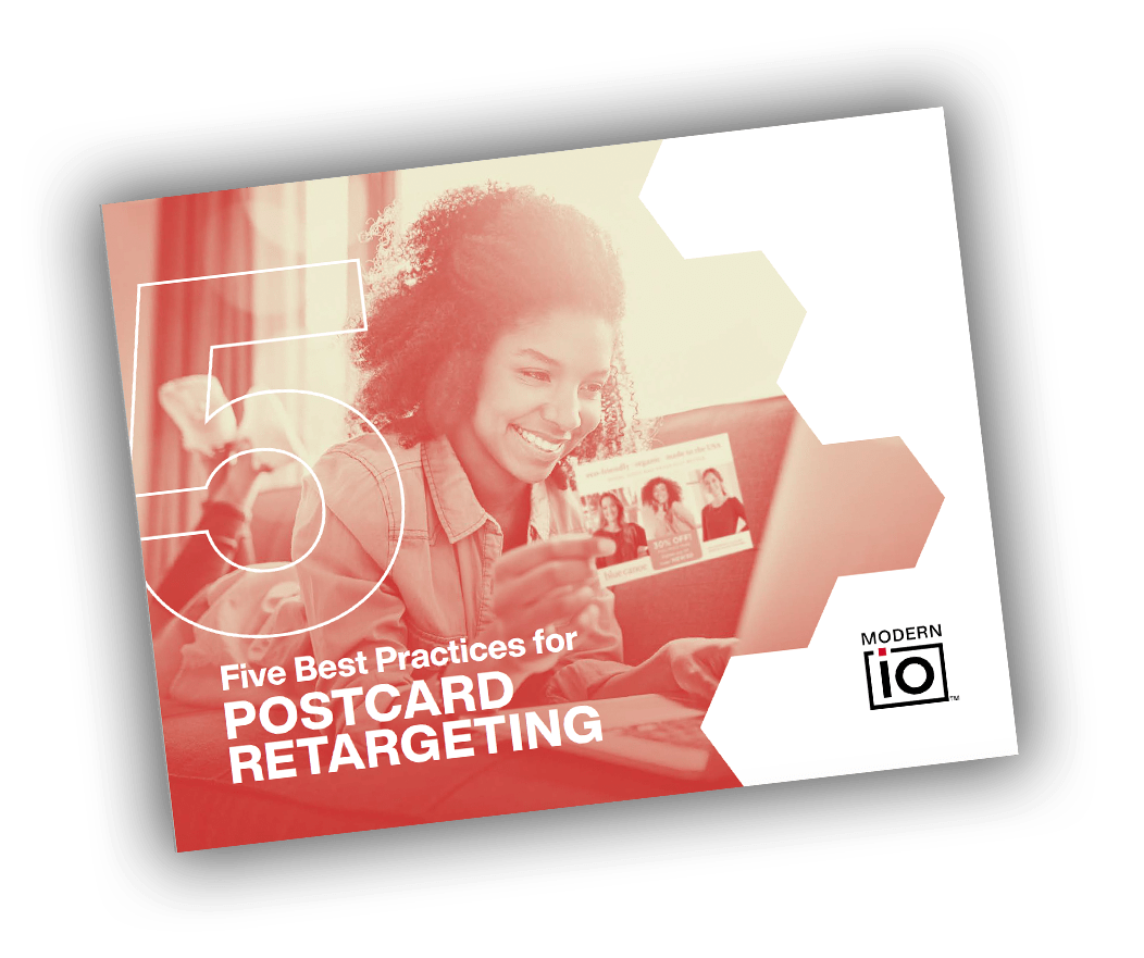 5 Best Practices for Postcard Retargeting