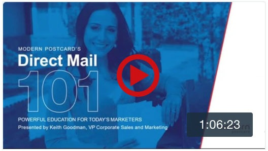 Direct Mail 101 Webinar-On-Demand