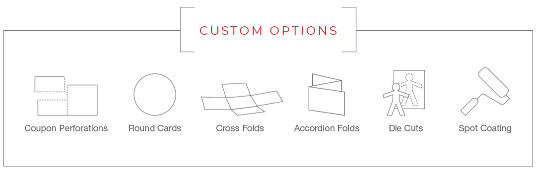 Custom Printing Options
